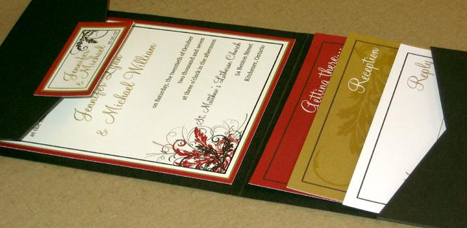 Envelope Invite