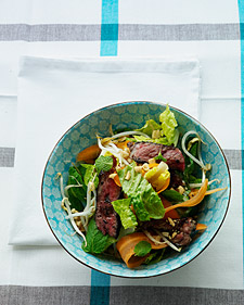 Monday's Leftovers: Thai-Style Steak Salad