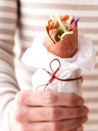 Monday's Leftovers: Thai Pork Roll-Ups