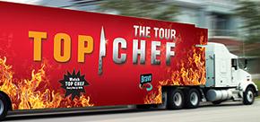 Top Chef The Tour City Dates