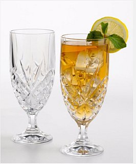 Off to Market: Iced Tea Glasses