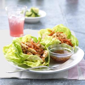 Fast & Easy Dinner: Sesame and Ginger Chicken