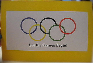 Come Party With Me: Olympics Viewing — Invite