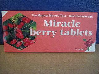 Taste Test: Miracle Berry Tablet