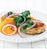 Fast & Easy Dinner: Tortilla-Crusted Cod Cakes