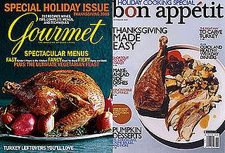 Would You Rather Read Gourmet or Bon Appétit Magazine?