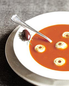 Fast & Easy Dinner: Eye-Popping Soup
