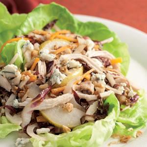 Fast & Easy Dinner: Warm Winter Salad