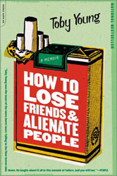 Book to Film: How to Lose Friends and Alienate People