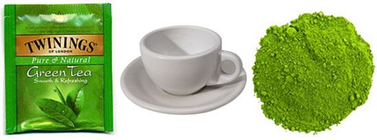 Five Beautiful Uses For Green Tea