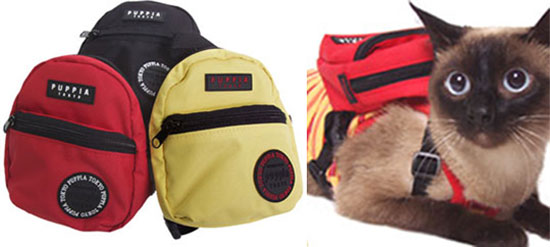 Cat's Puppia Mini Bag: Spoiled Sweet or Spoiled Rotten?