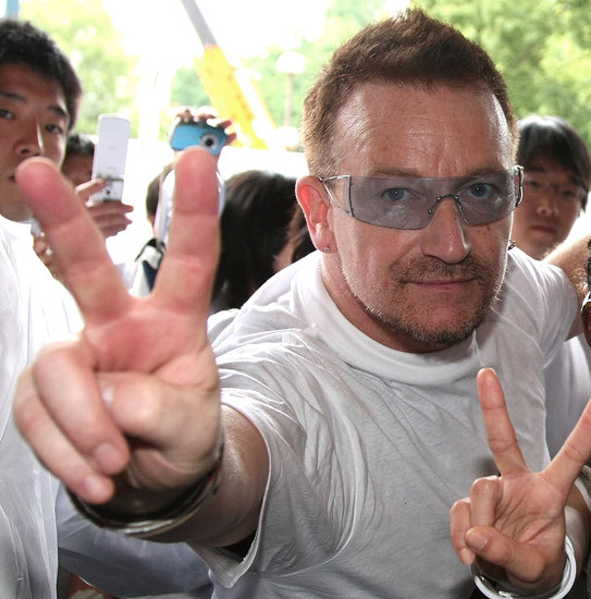Tom Sheridan Lobbyist for Bono's ONE Campaign