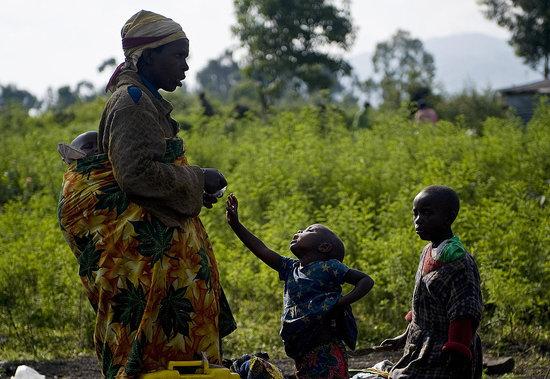Mass Exodus in the Congo Has Roots In Rwandan Genocide
