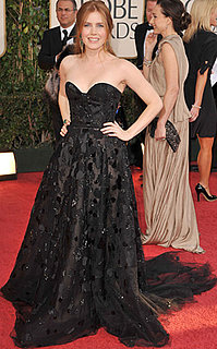 Golden Globes Style: Amy Adams