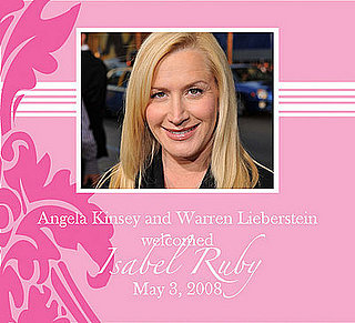 It's a Girl for Angela Kinsey!
