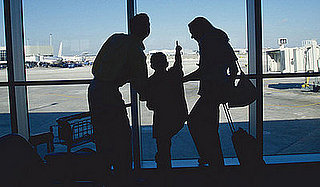 Forgotten Toddler Left at Airport by Family