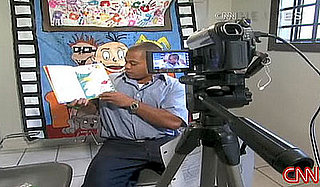 Video Messages Sent to Children From Parents in Prison