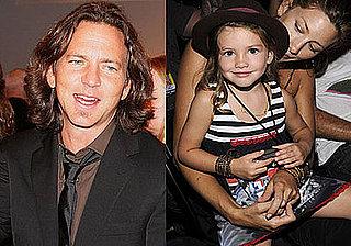 Mini Me: Eddie and Olivia Vedder