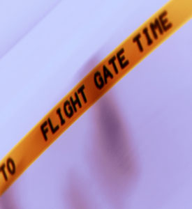 Family Ties: Airport Meltdown