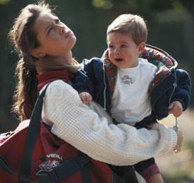 Has Motherhood Been Overwhelming?
