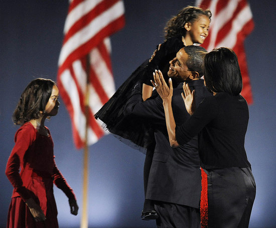 The Obama Girls Will Get Presidential Perks, But at a Price