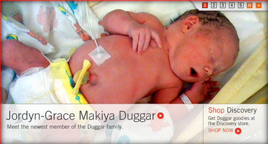 Duggars Take a Family Vote on Baby's Name