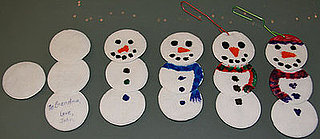 Wrap It Up: Snowman Gift Tag and Ornament