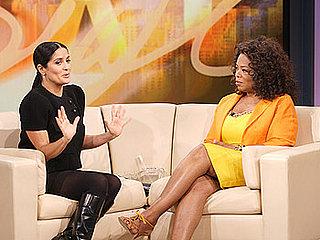 Salma Hayek on Oprah
