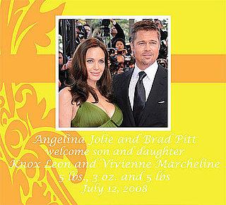 Angelina Has Twins