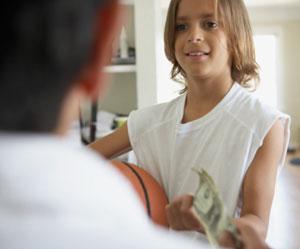 How Do You Reward Your Child?