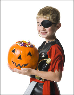 Scary Halloween Treat
