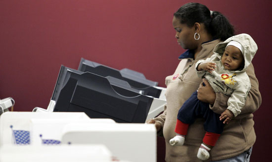 Did You Take Your Kid to Vote?
