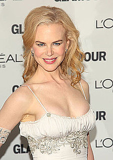 "Nicole Kidman Supports ""Say No to Violence"""