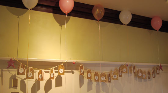 Kiddie Soiree: Make Your Own Sign