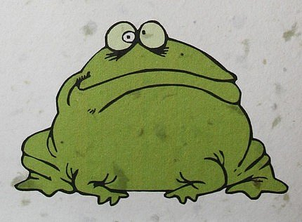 Etsy :: gracegraphics :: Handmade Plantable Greeting Card for Happy Birthday Hoppy Birthday Frog
