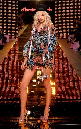 Australian Fashion Week: Flamingo Sands