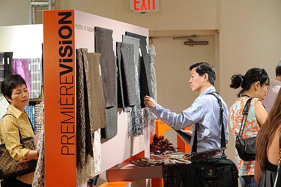 Première Vision Autumn/Winter 2009/2010 Womenswear Forecast
