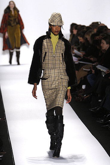 Skirt Suits for Fall 08