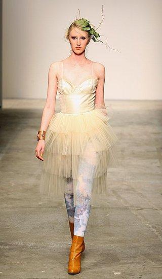 Air New Zealand Fashion Week 2008: Deborah Sweeney