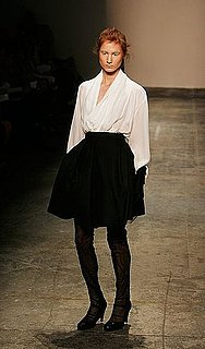 Air New Zealand Fashion Week 2008: Alexandra Owen