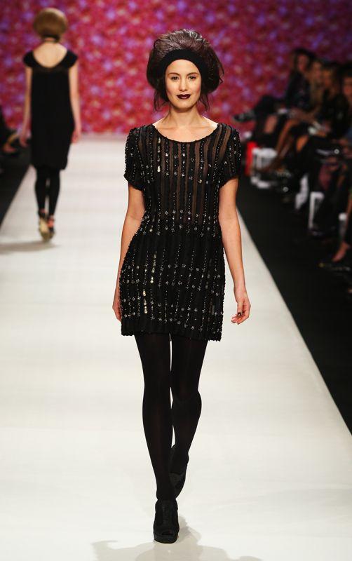 Air New Zealand Fashion Week 2008: Trelise Cooper