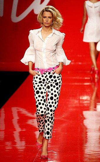 Milan Fashion Week: Enrico Coveri Spring 2009
