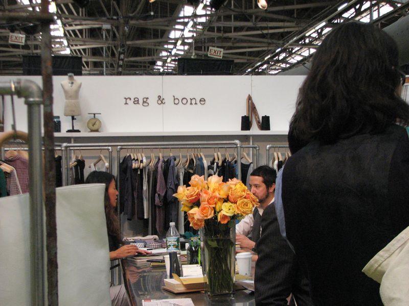 Coterie Tradeshow Contemporary Clothing Spring 2009