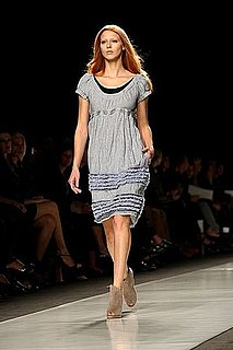 Milan Fashion Week: Massimo Rebecchi Spring 2009