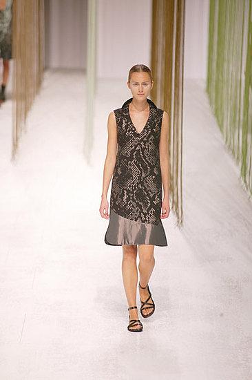 Paris Fashion Week: Issey Miyake Spring 2009