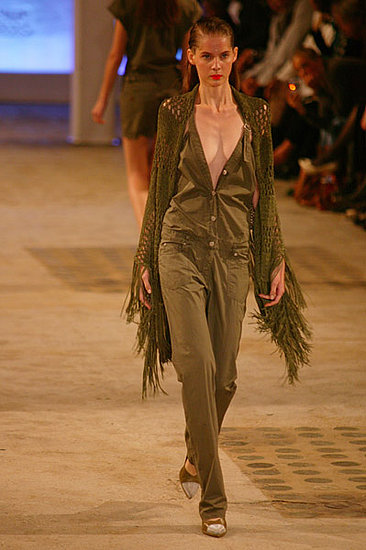 Paris Fashion Week: Véronique Branquinho Spring 2009