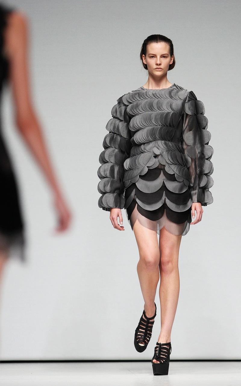 London Fashion Week: Christopher Kane Spring 2009