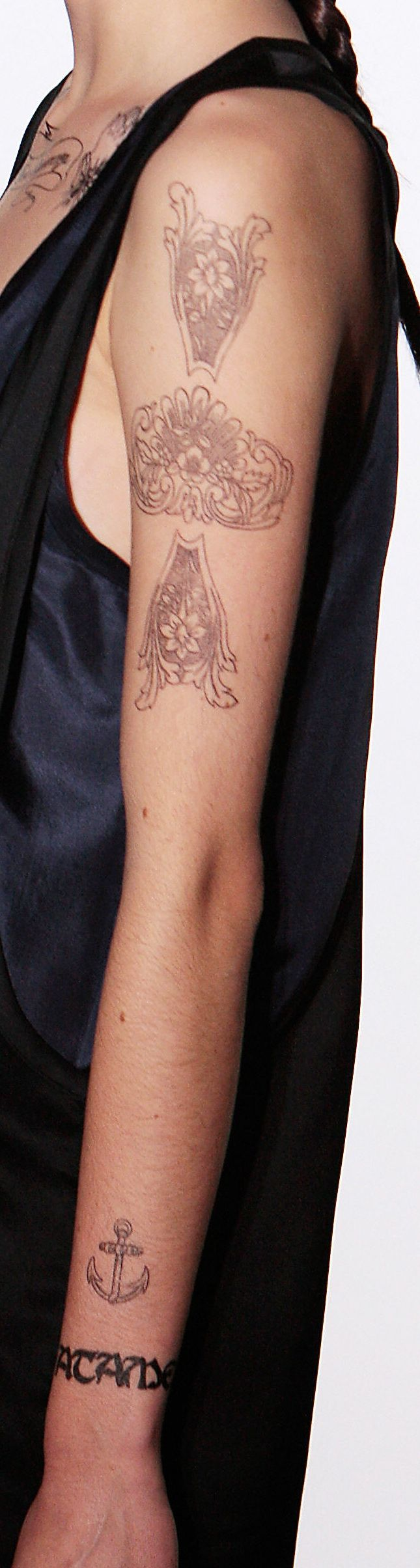 Kris and Karl Blurr The Line Between Body Art and Jewelry