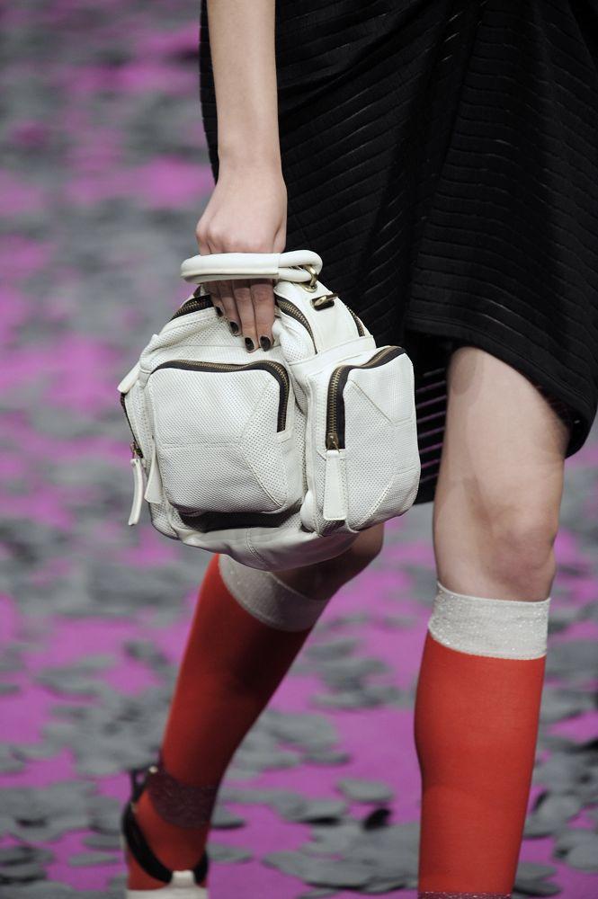Paris Fashion Week: Gaspard Yurkievich Spring 2009
