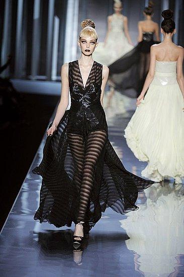 Paris Fashion Week: Christian Dior Spring 2009